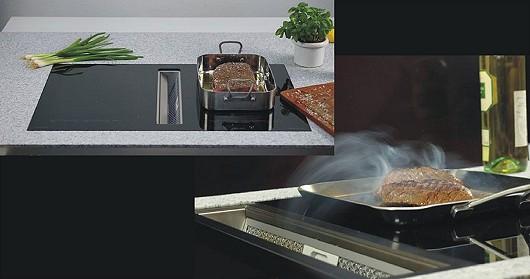 Kuche ohne abluft good bora basic ist eine kombination for Klimaanlage ohne aussengerat